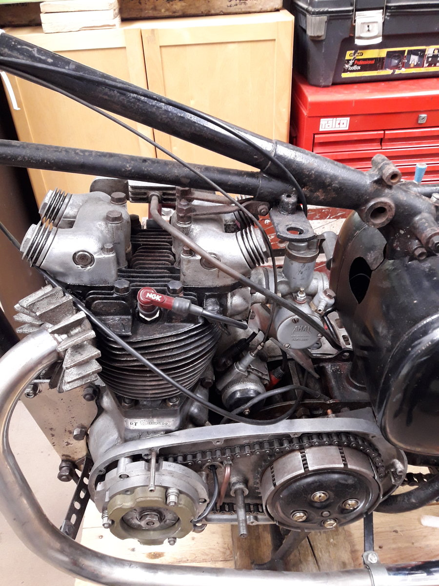 1958 TRIUMPH 6t thunderbird For Sale (picture 6 of 6)