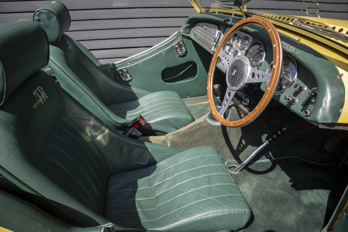1960 Triumph TR3A Roadster (Rally Specification) Restored SOLD (picture 4 of 6)