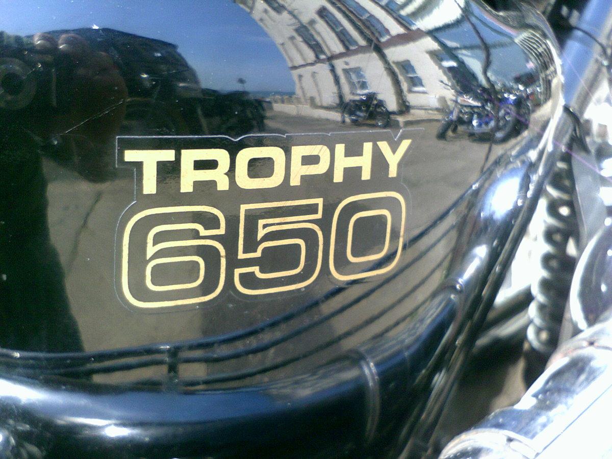 1970 TRIUMPH TROPHY TR6C For Sale (picture 5 of 5)