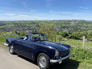 Triumph herald convertible 13/60