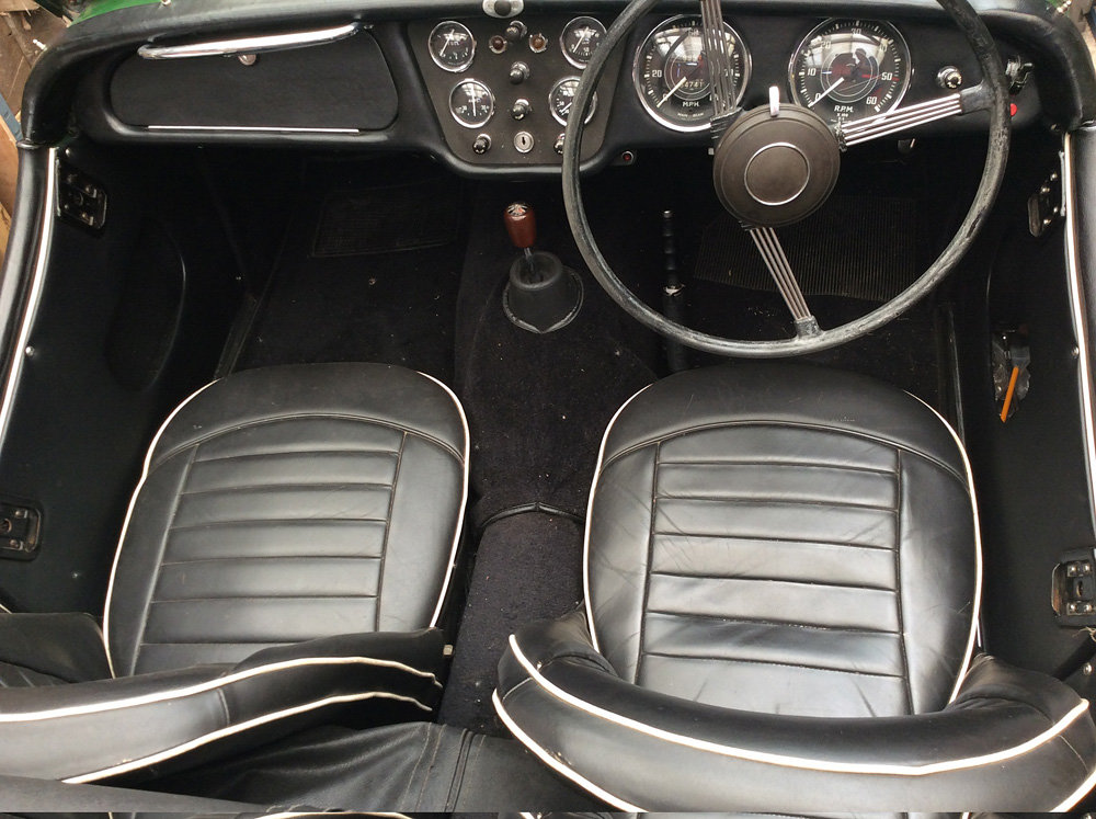 1958 Triumph TR3A For Sale (picture 4 of 6)