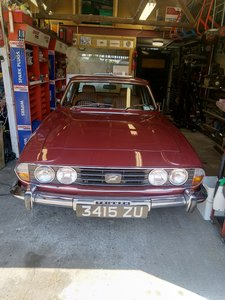 Original Manual Recommissioned Stag