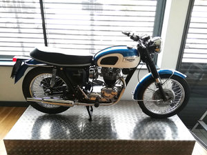 1968  Triumph Trophy TR6