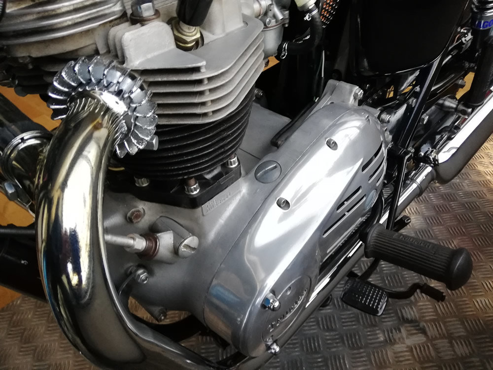 1968 Triumph Trophy TR6 For Sale (picture 4 of 6)