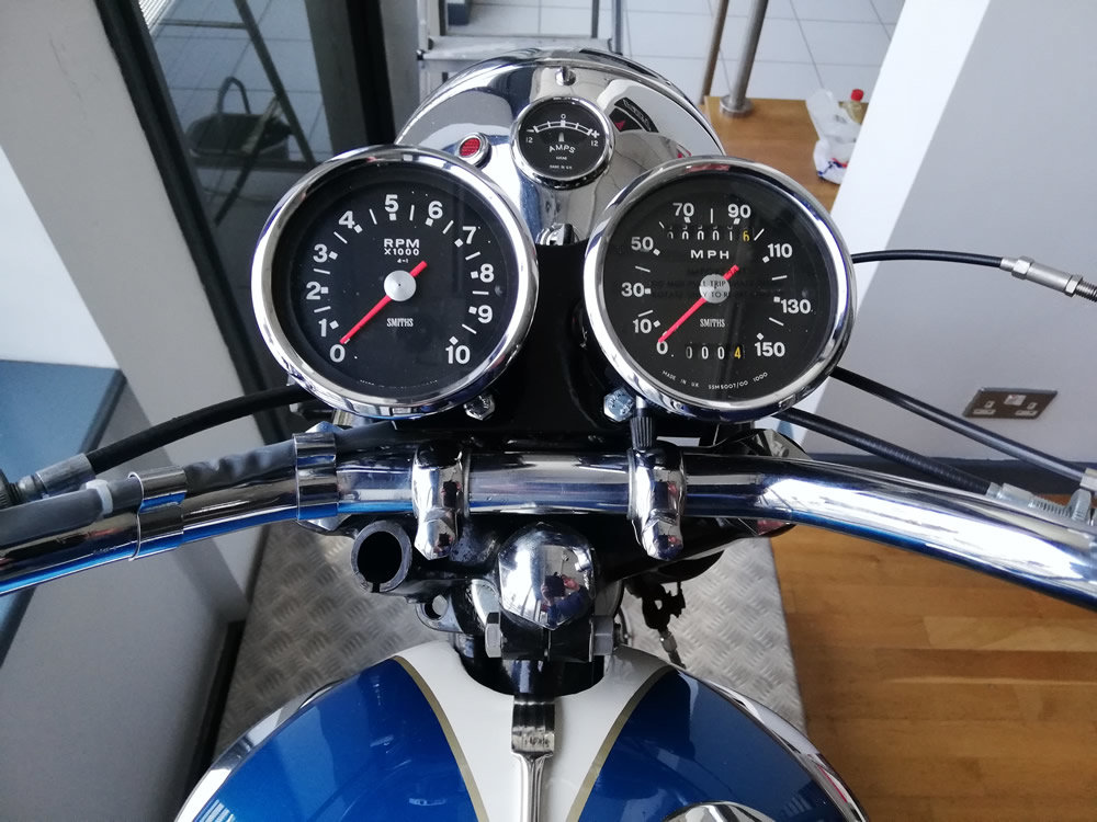 1968 Triumph Trophy TR6 For Sale (picture 6 of 6)