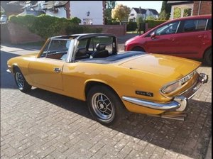 Stag 3500 convertible private