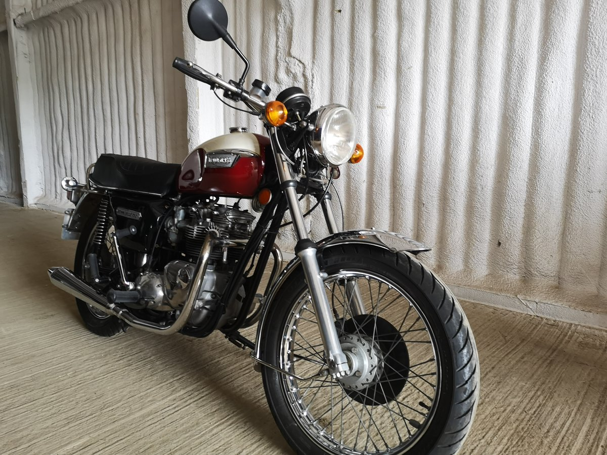 1978 Triumph Bonneville T140 For Sale (picture 3 of 5)