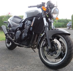 TRIUMPH SPEED TRIPLE 900 MARK 1 FACTORY CAFE RACER