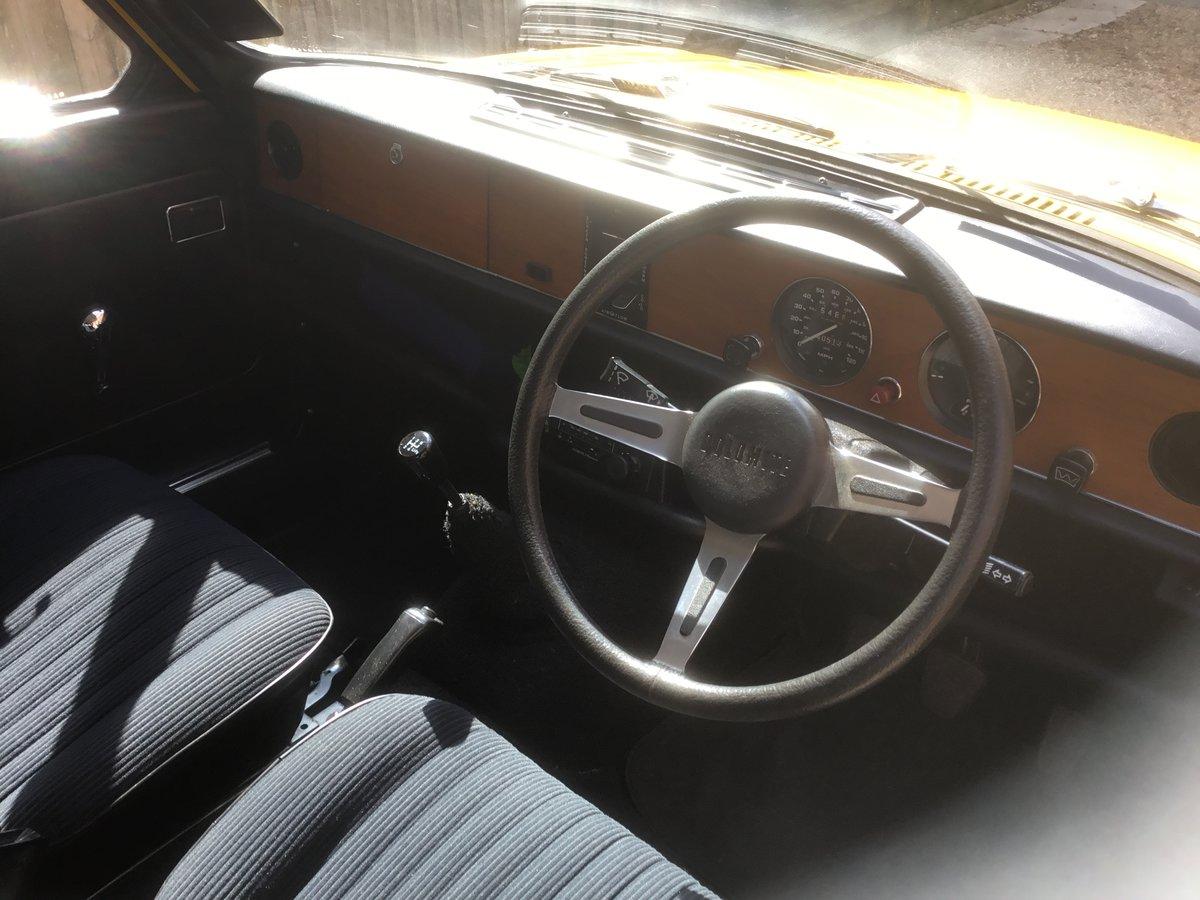 1978 Triumph Dolomite 1300 For Sale (picture 6 of 6)