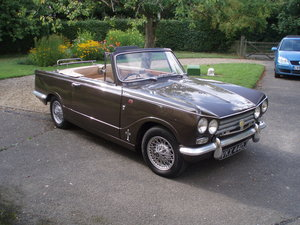 1971 Vitesse Mk2 Convertible For Sale