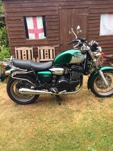 Triumph Legend lovely condition with many extras
