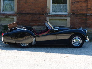1957 TR3 Smallmouth with Spats and much more..
