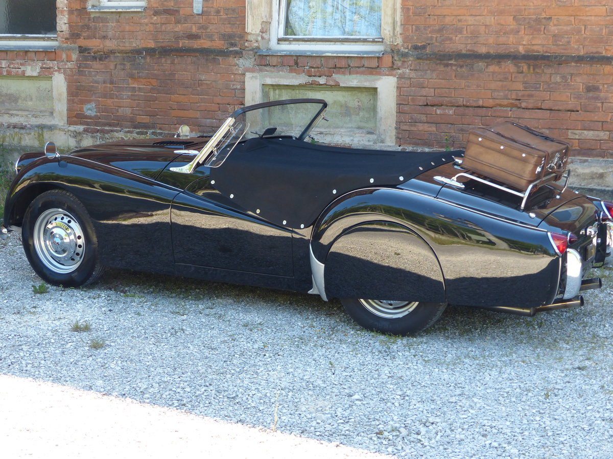 1957 TR3 Smallmouth with Spats and much more.. For Sale (picture 6 of 6)
