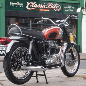 Picture of 1969 Triumph T120R  RESERVED FOR PAUL. SOLD