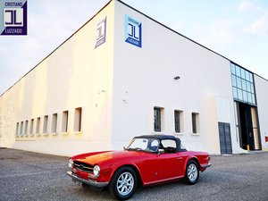 EXCEPTIONAL 1973 TRIUMPH TR6 TOTALLY RESTORED For Sale