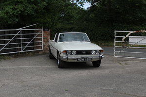 1975 Triumph Stag Auto-Top class restoration,exceptional example