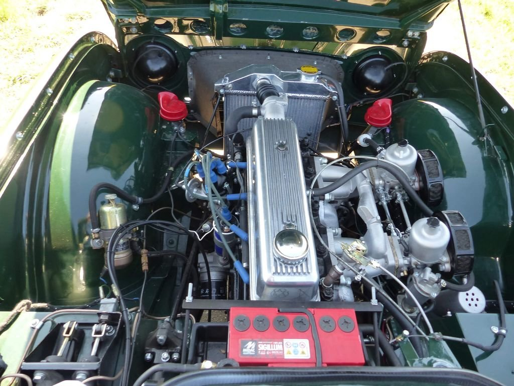 1964 Triumph TR4 - very british speedster For Sale (picture 5 of 6)