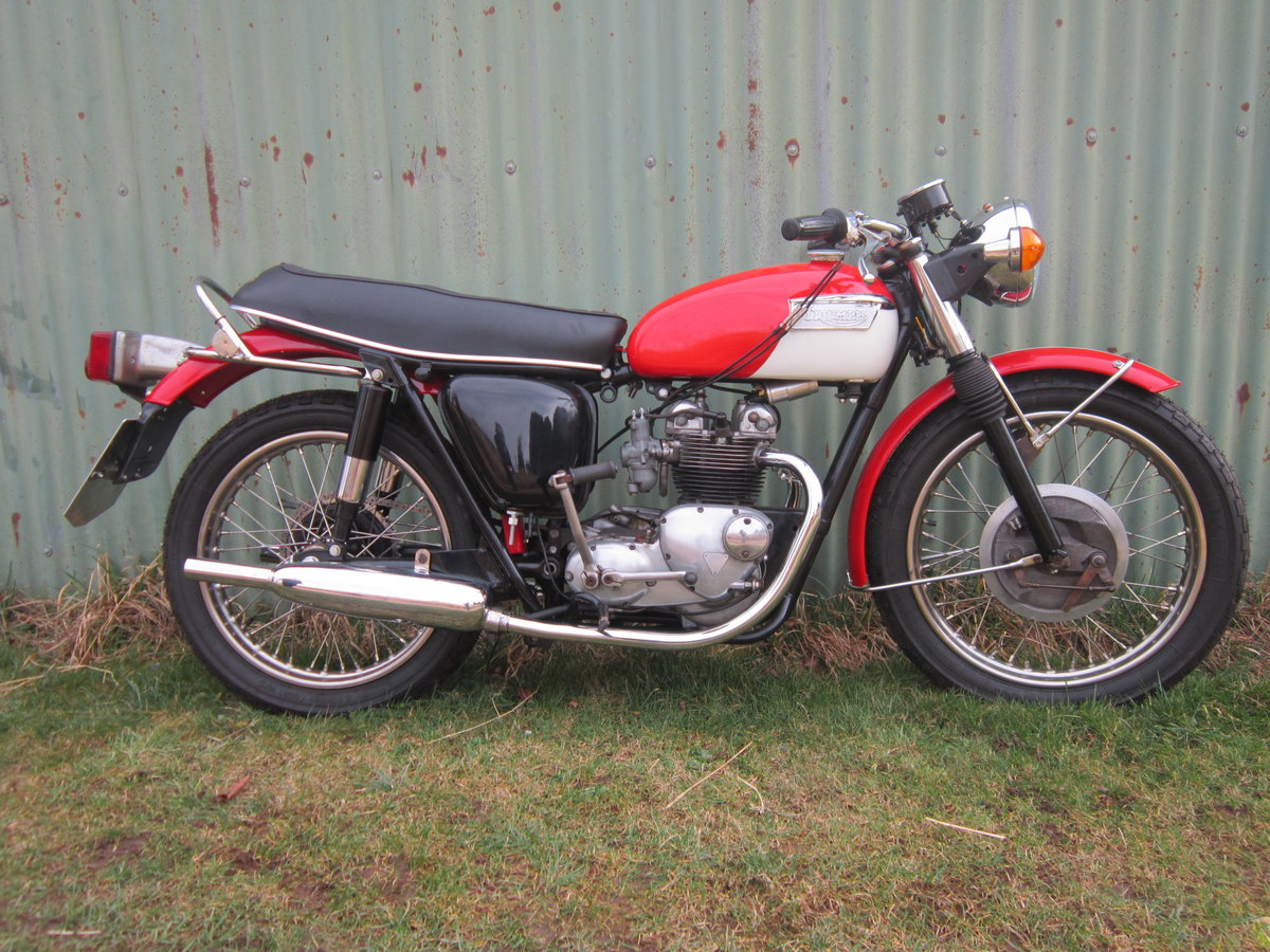 1973 Triumph T100R Daytona For Sale (picture 1 of 5)