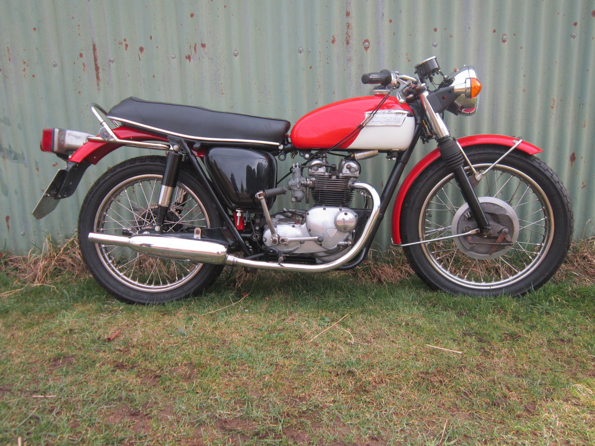 1973 Triumph T100R Daytona For Sale (picture 2 of 5)