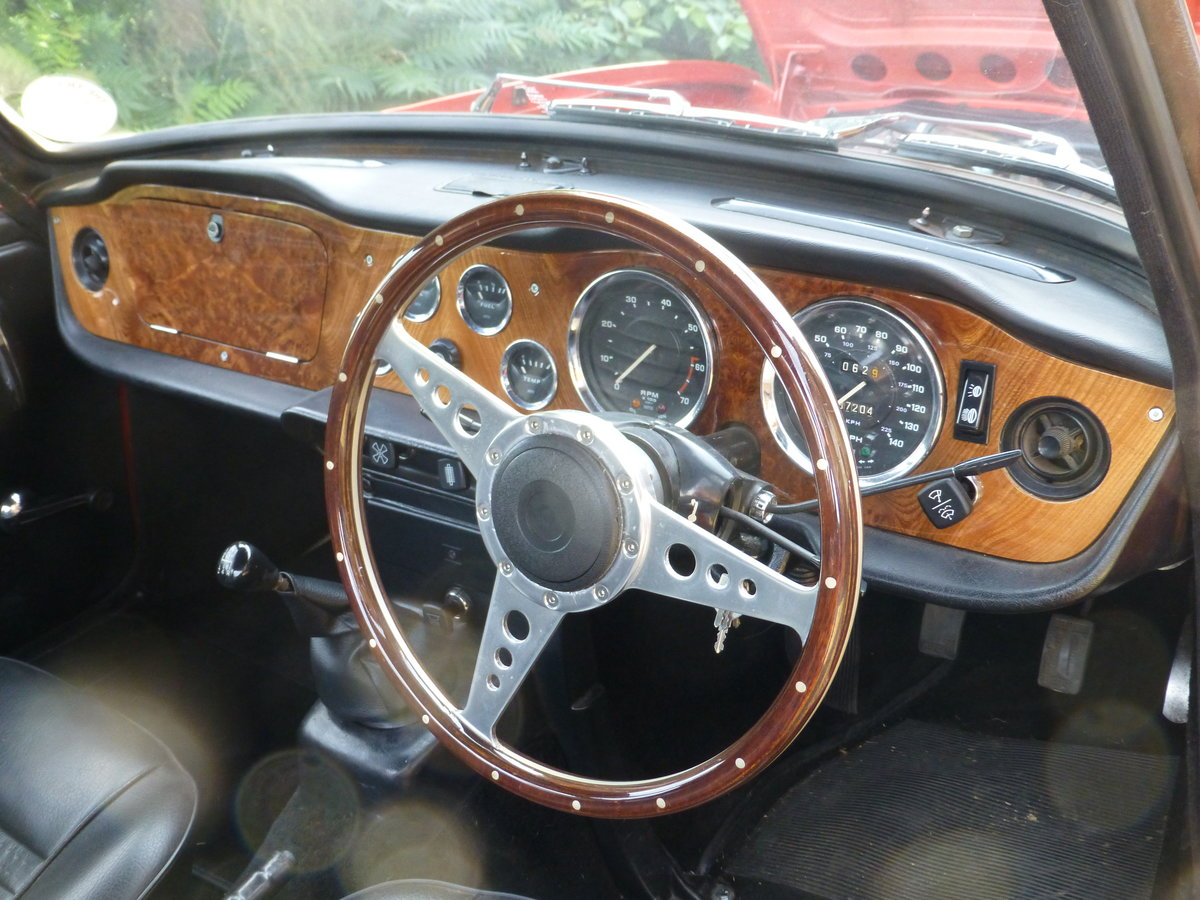 1975 TR6 Original UK Car For Sale (picture 4 of 6)
