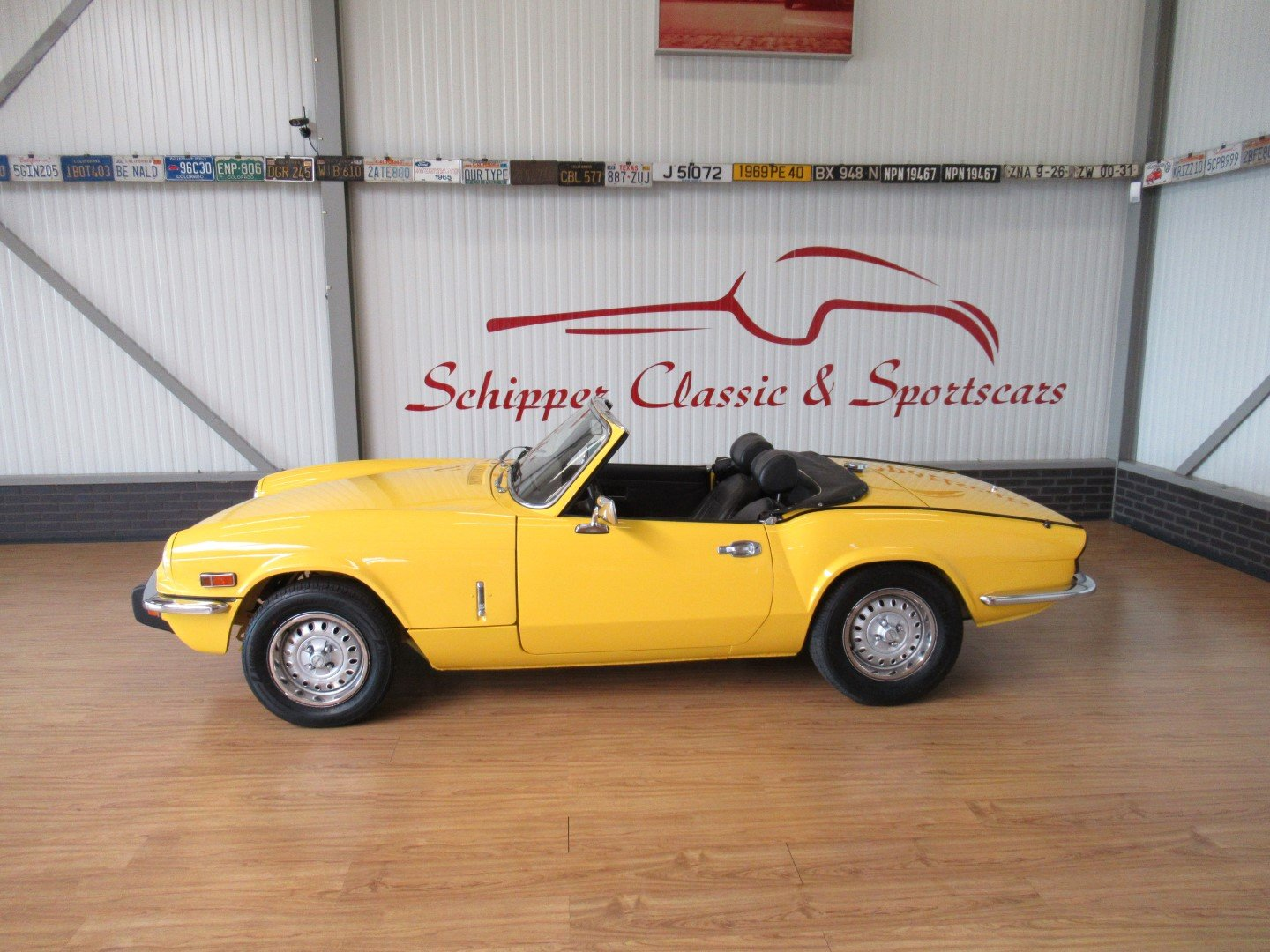 1973 Triumph Spitfire MK IV Roadster For Sale (picture 2 of 6)