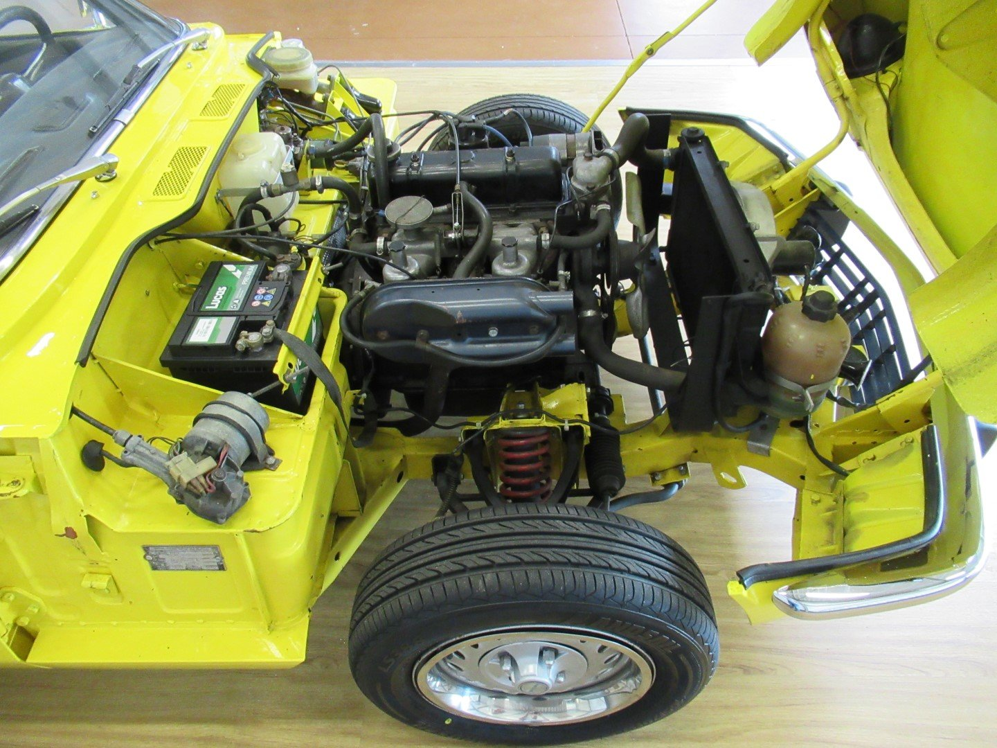 1973 Triumph Spitfire MK IV Roadster For Sale (picture 6 of 6)