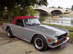 1973 TRIUMPH TR6 125bhp - Restored & 'Matching Numbers'
