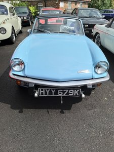 1972 Triumph Spitfire Mk4 Coupe  For Sale