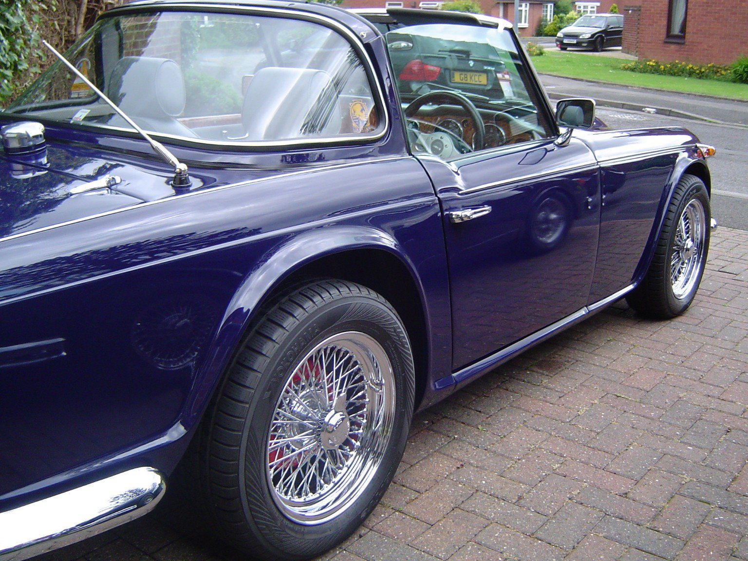 1967 Wanted Triumph Sports Cars  For Sale (picture 1 of 1)