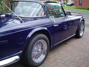 Wanted Triumph Sports Cars