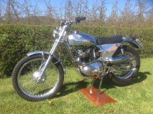 Cheney Triumph 500 ISDT    Now SOLD