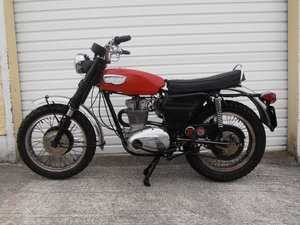 Picture of 1969 Triumph Trophy TR25W Woodsman (250cc)