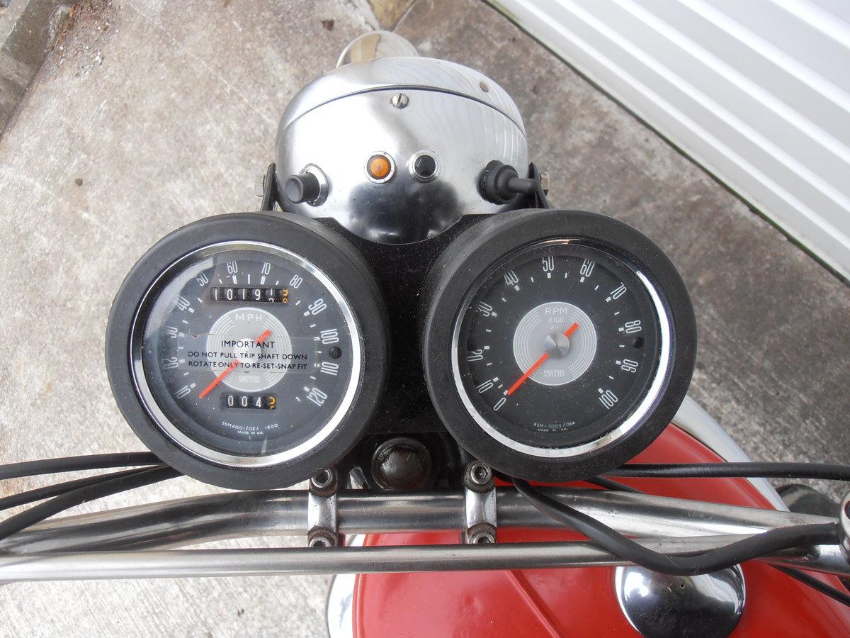 1969 Triumph Trophy TR25W Woodsman (250cc) For Sale (picture 5 of 6)