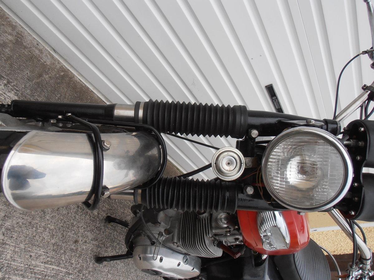 1969 Triumph Trophy TR25W Woodsman (250cc) For Sale (picture 6 of 6)