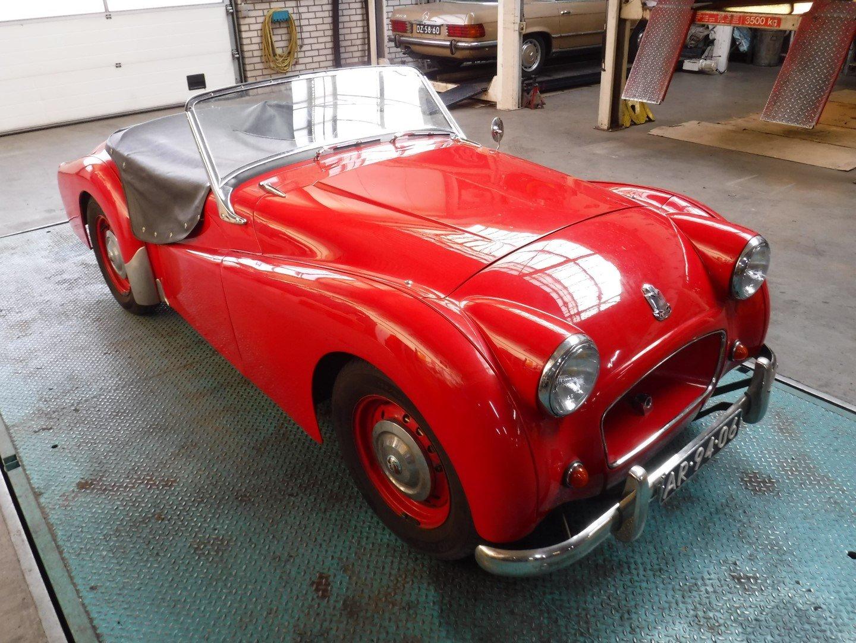 Triumph TR2 1955 For Sale (picture 5 of 6)