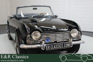 Triumph TR4 Overdrive 1963 Restored