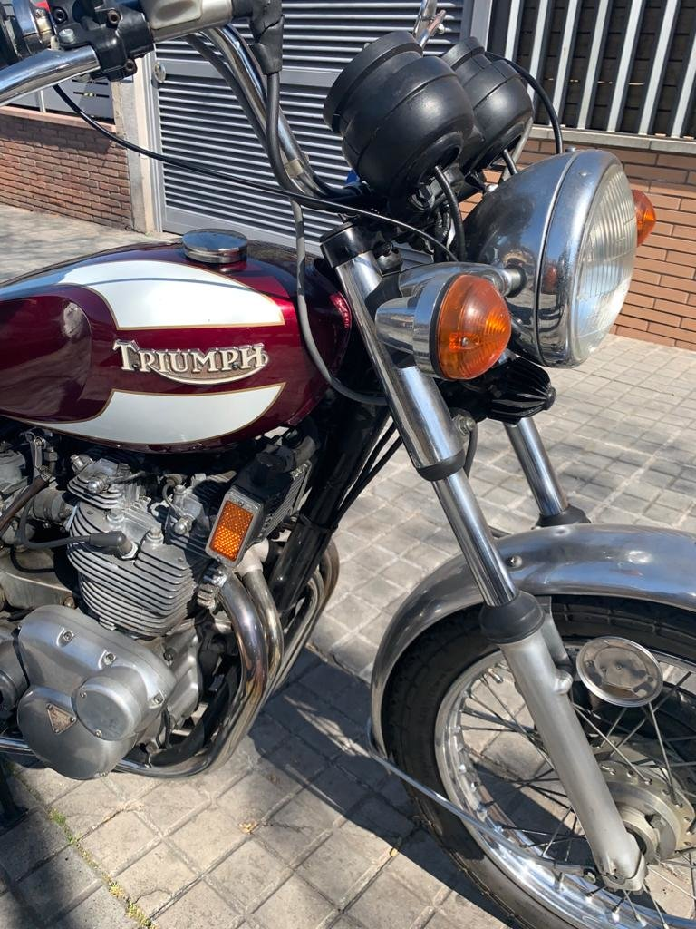 1975 Triumph t160 trident For Sale (picture 3 of 6)