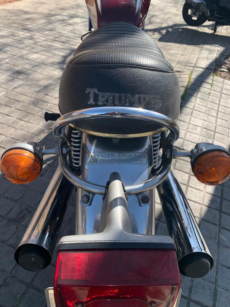 1975 Triumph t160 trident For Sale (picture 5 of 6)