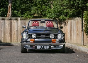 Picture of 1972 Triumph TR6 SOLD by Auction