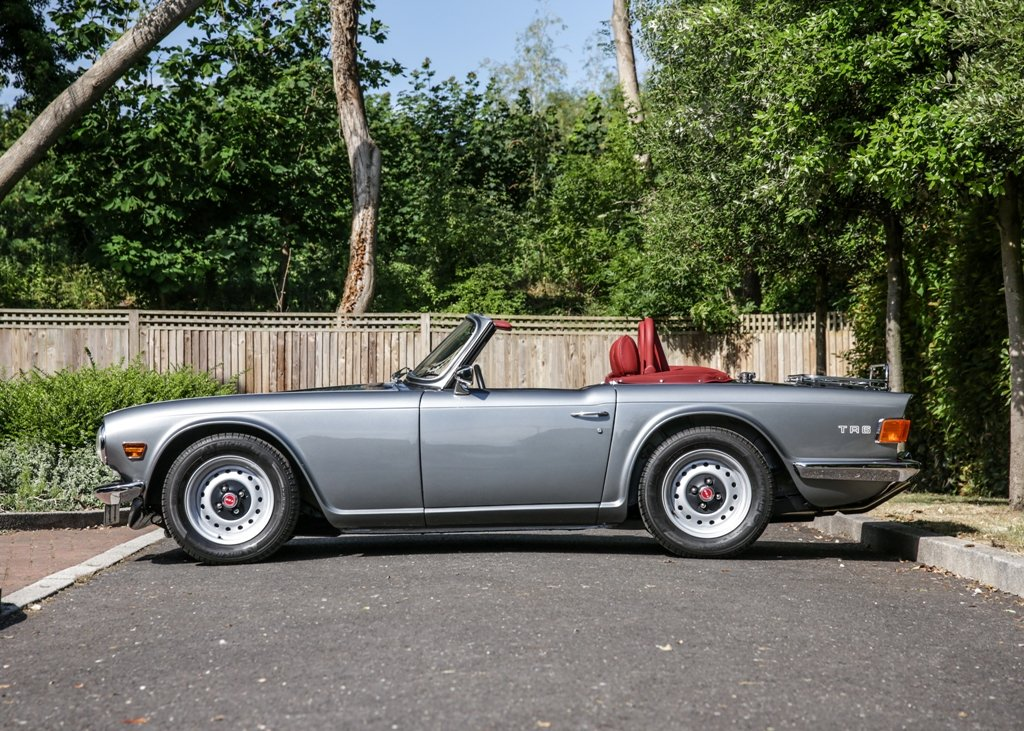 1972 Triumph TR6 SOLD by Auction (picture 2 of 6)