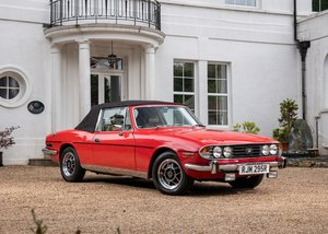 Picture of 1976 Triumph Stag Mk. II SOLD
