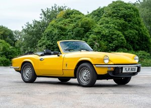 Picture of 1978 Triumph Spitfire 1500cc SOLD by Auction