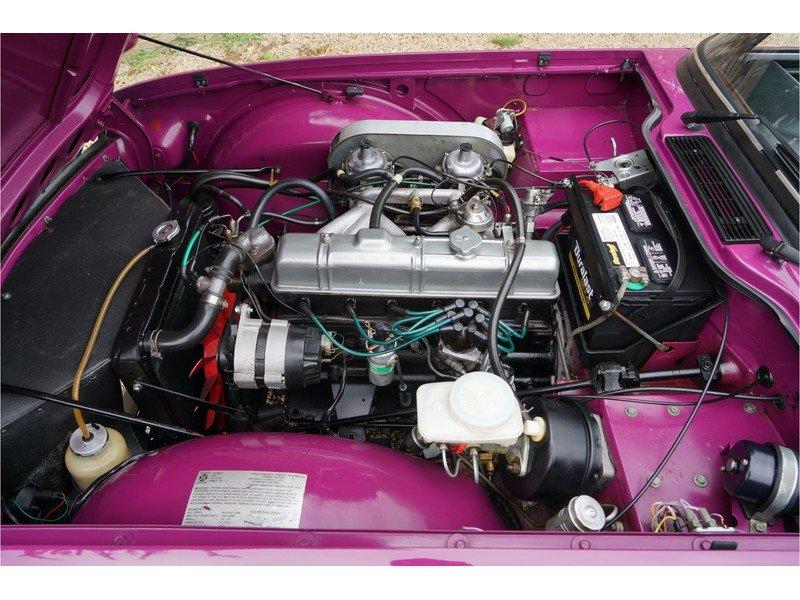 1974 Triumph TR6 Rare colour, low miles For Sale (picture 4 of 6)