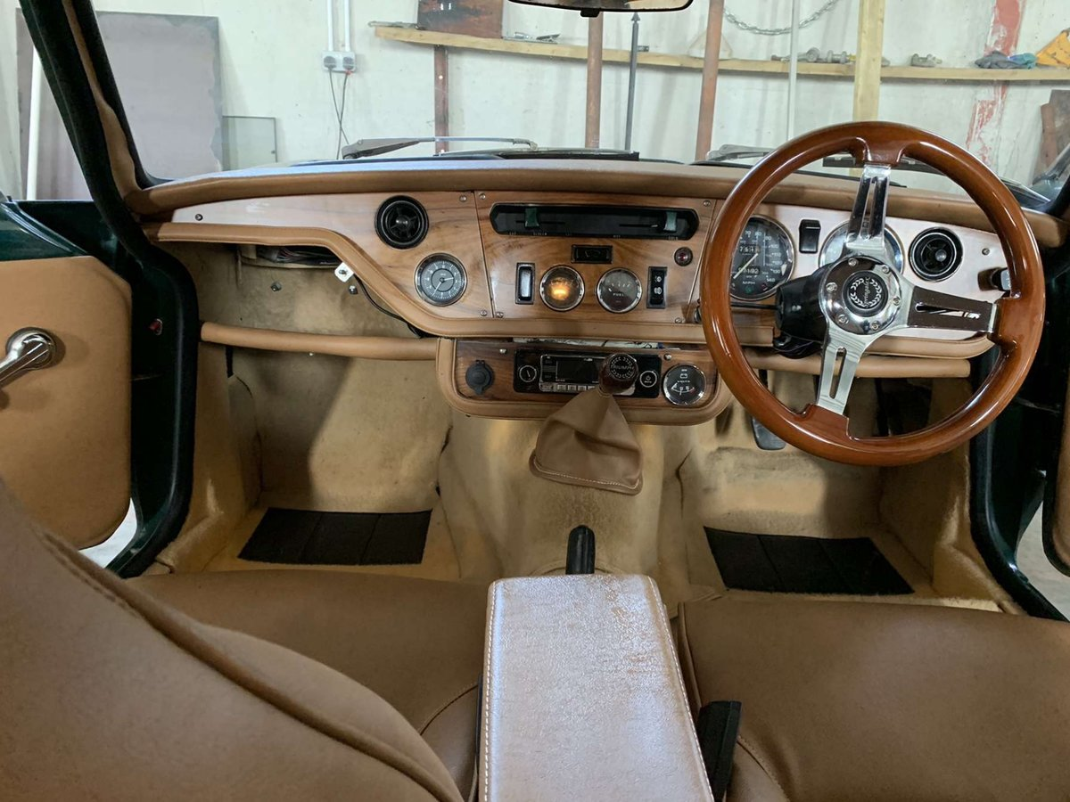 1972 Triumph GT6 newly restored For Sale (picture 3 of 6)