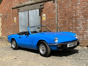 Picture of 1981 Triumph Spitfire 1500. Only 62,000 miles. SOLD