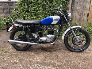 1971 Triumph T120R Bonneville