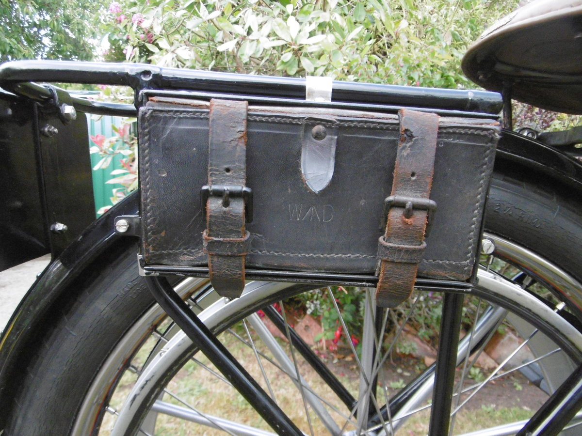 1912 Veteran Triumph with clutch For Sale (picture 4 of 4)