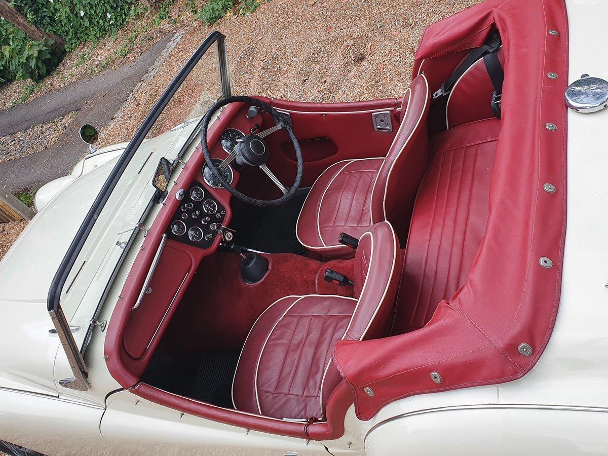 1960 Triumph TR3a SOLD (picture 3 of 6)