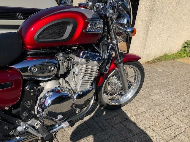 1999 Triumph thunderbird 900 For Sale (picture 4 of 6)