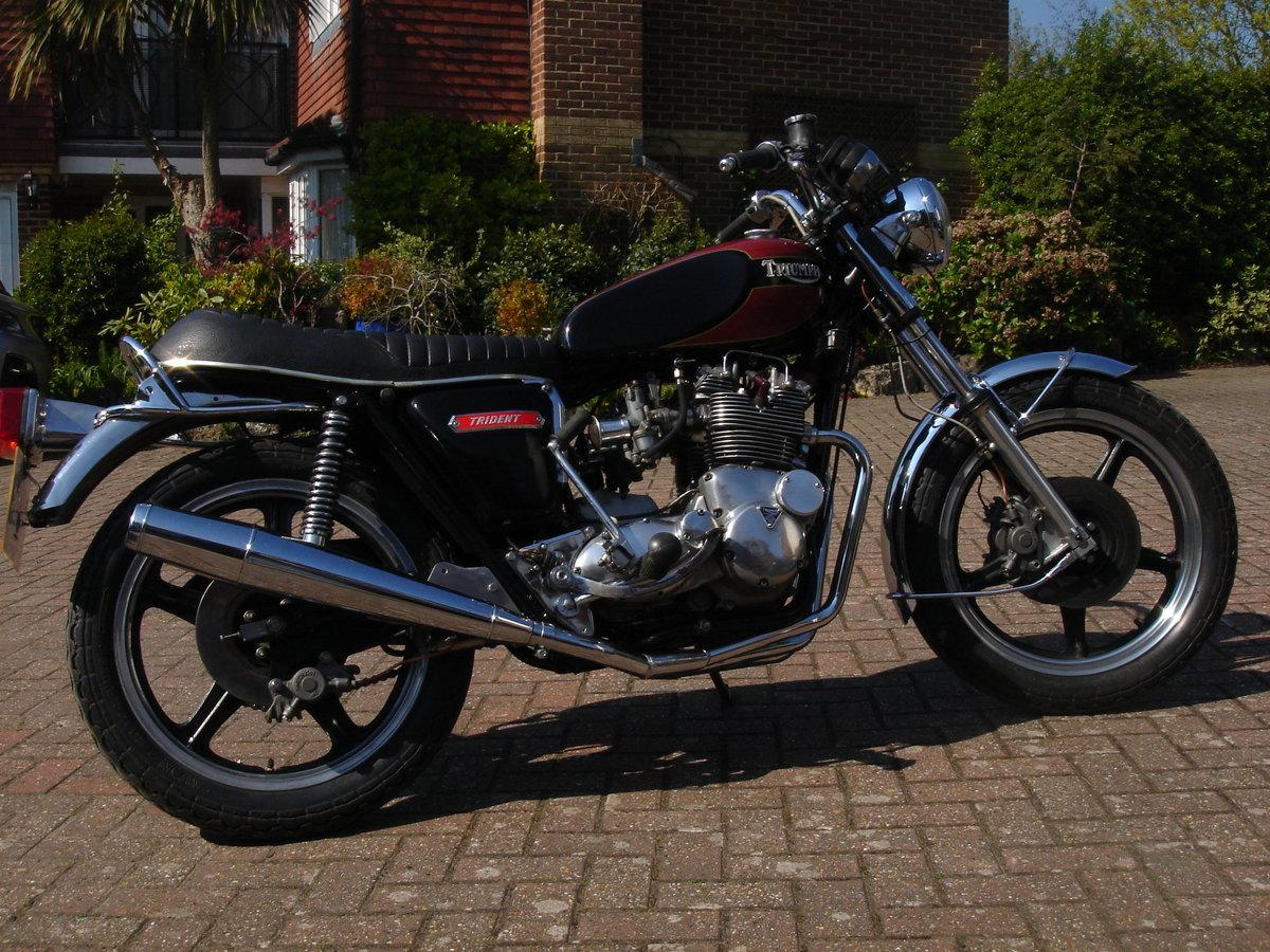 1975 Triumph T160  For Sale (picture 1 of 6)
